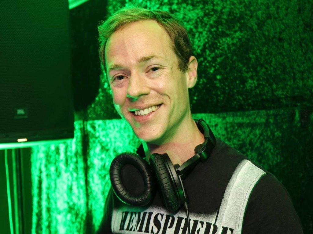 Hilton Rudham aka DJ TLA